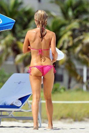 The most delightful beach ass