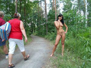 Teens nudist always no panties..