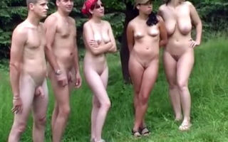 Nudist camp hidden camera